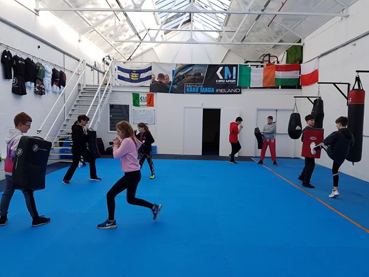 junior teen fitness self defence anti bullying